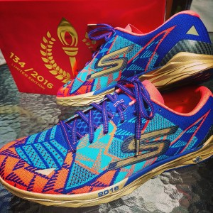 Skechers GOmeb Speed Elite Limited Edition