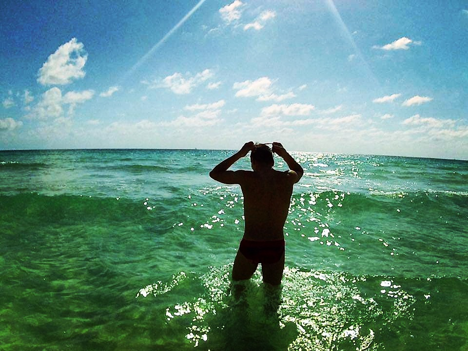 Miami Beach open water swim