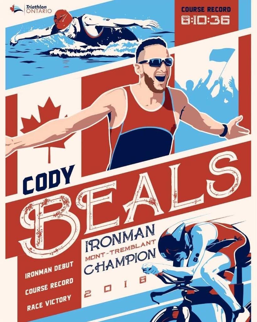 IMMT Triathlon Ontario Poster